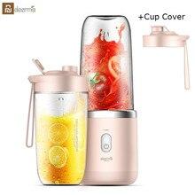 Youpin deerma Juicer automatic wireless home fruit vegetable Baby Food Milkshake Mixer multi function mini juice electric juice