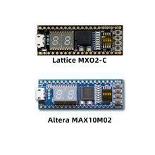 Шаг fpga развитию max10 02 mxo2 c altera решетки обучения основной