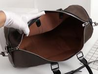 2019 new large luxury travel bag premium quality leather large capacity classic designer handbag