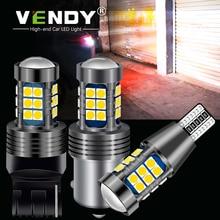 цена на 1pcs LED Reverse Light Canbus Bulb Lamp For vw polo golf 4 5 6 7 mk2 mk3 passat b5 b6 b7 touran t5 T15 W16W P21W BA15S W21W