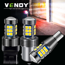 цена на 1x LED Reverse Light Canbus Car Lamp For honda civic fit crv accord 8 jazz Insight Odyssey Pilot CRZ W16W T15 P21W BA15S W21W