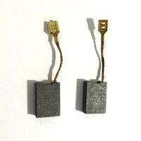10 Pairs H Winkel Grinder Kohlebürsten Für Bosch GWS 20 230 Teile Werkzeug Liefert Carbon Bürsten Mini Bohrer elektrische Grinder|Bürsten|   -