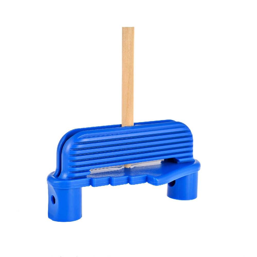 Medidor de línea central Vastar, herramientas de trabajo con madera para carpintero, marcador de línea central, indicador de marcador de madera