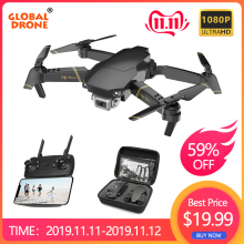 Global Drone Camera Mini Quadcopter High-Hold-Helicopter VS E520 Foldable E58 EXA