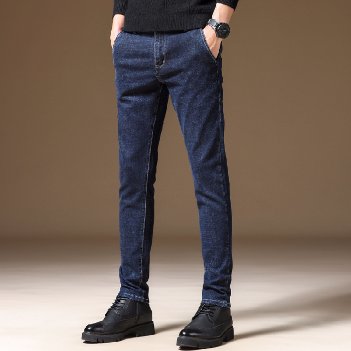 Men's Jeans, Slim Denim Pants, Men's Slim Jeans