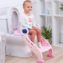 Baby Potty Training Seat Children Potty Baby Toilet Seat Wit