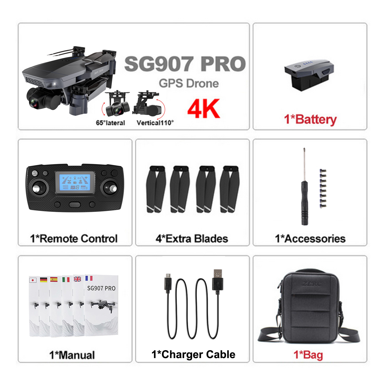 Hfc5f929ba86347c091955ae9cffb2101d - 2020 New Sg907 Pro 5g Wifi Drone 2-axis Gimbal 4k Camera Wifi Gps Rc Drone Toy Rc Four-axis Professional Folding Camera Drones