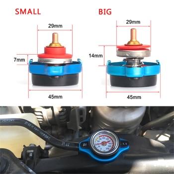 Автомобильный Стайлинг мотоцикла D1 Spec термокрышка радиатора Крышка Резервуара датчик температуры воды с полезным безопасным 0,9 бар/1,1 бар/1,...