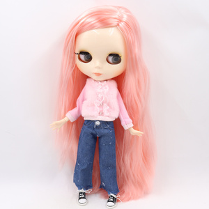 Image 4 - ICY DBS Blyth doll No.2 glossy face white skin joint body 1/6 BJD special price ob24 toy gift