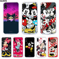 Minne Mickey Phone Case For Wiko Y80 Y60 View 2 Go Harry 2 Jerry 3 Lenny 3 Sunny 3 Lenny 4 Animal Cartoon Soft TPU Cover