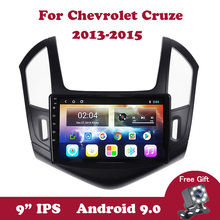 Android 9.0 IPS  Car DVD GPS Player For Chevrolet Cruze 2013 2014 2015 2din Support Steering Wheel Contorl Carplay DVR OBD2 DVB for zte blade x7 display v6 t660 t663 lcd monitor touch screen digitizer screen accessories for zte blade x7 v6 z7 lcd tools