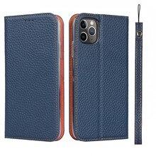 Для iPhone SE 2020 чехол кожаный бумажник Магнитный чехол для iPhone 11 Pro 6 6s 7 8 Plus X XR XS Max Роскошный чехол из натуральной кожи