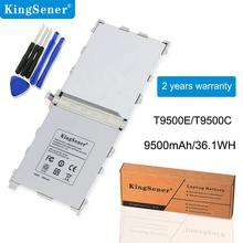 KingSener Original T9500C Laptop Battery For Samsung Galaxy Note Pro12.2 T9500E T9500U 3.8V 9500mAh Free Shipping