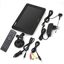 LEADSTAR 9 pouces DVB-T-T2 16:9 HD numérique analogique Portable TV couleur lecteur de télévision pour la maison voiture tv Portable télévision numérique