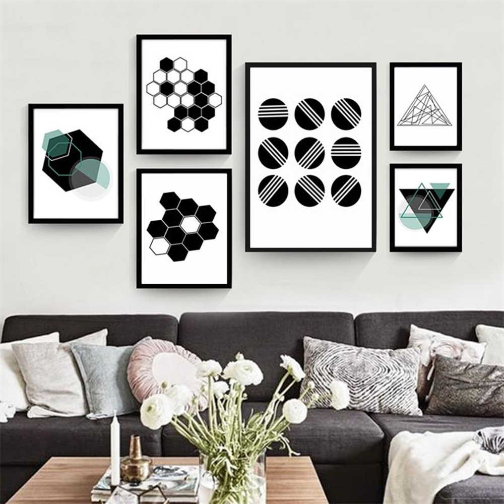 Day Canvas Posters And Prints Minimalist Wall Art Abstract Painting For Kids Room Decoration Cuadros Abstractos Modernos