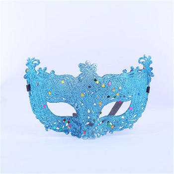 New Fashion Luxury Venetian Masquerade Mask Women Girls Sexy Fox Eye Mask For Fancy Dress Christmas Halloween Party 9