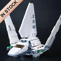 In stock 05057 Star Wars The Imperial Shuttle 75094 Building Blocks 937pcs Space ship Toys Bricks Compatible
