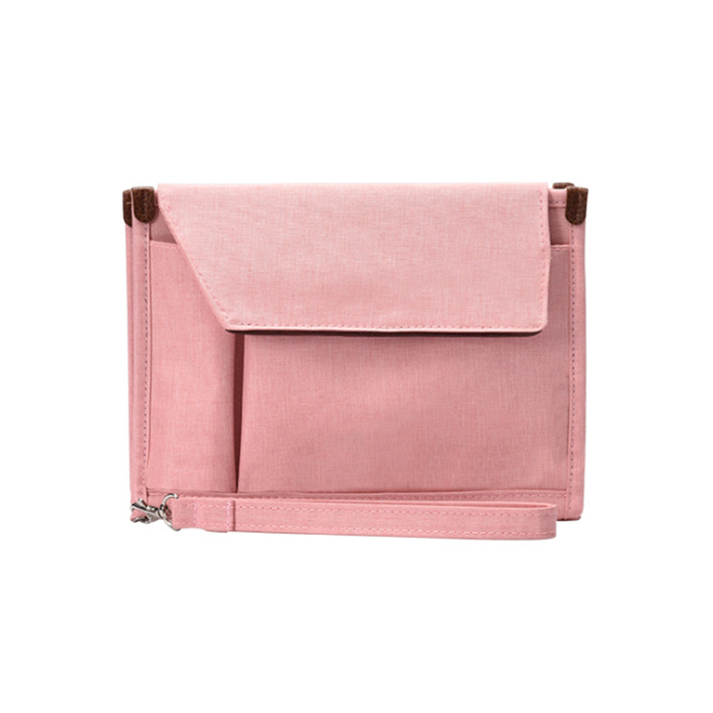 Waterproof File Folder Phone Certificate Gift Storage Handbag Document Bag Durable Business Travel Portable Briefcase Passport