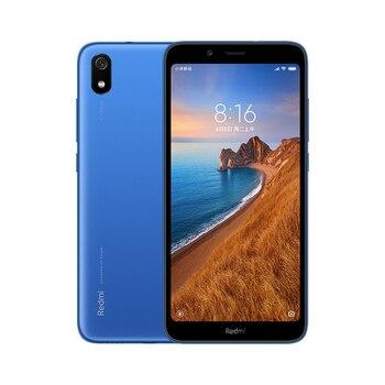 Перейти на Алиэкспресс и купить Xiaomi Redmi 7A 13,8 см (5,45 дюйм) 2 Гб 16 SIM Dual blue 4000 мАч