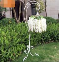 The new European style iron art decoration bird cage wedding ceremony of the wedding supplies