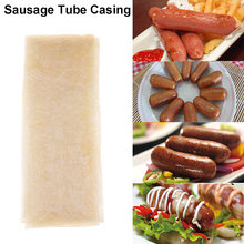 34 мм х 25 м съедобные оболочка колбасных изделий упаковка свиные