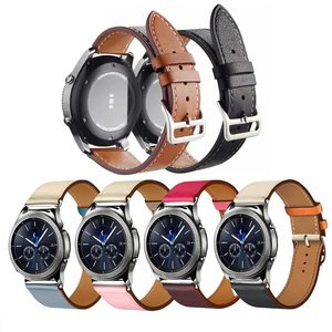 20mm 22MM Strap huawei gt 2 For Samsung Gear sport S2 S3 Classic Frontier galaxy watch active 42mm 46mm Band huami amazfit Bip