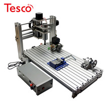 5 Axis CNC Router Woodworking Machine 3axis 4 axis CNC 6030 Engraving Cutting Machine 400W USB port Support Win 8 10 free shipping mini cnc router 8060 1 5kw cnc machine with usb port 3 axis cutting machine for wood metal copper