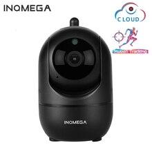 INQMEGA 1080P HD chmura bezprzewodowa kamera IP inteligentne automatyczne śledzenie ludzkiego bezpieczeństwo w domu kamery monitoringu CCTV sieć kamera Wifi