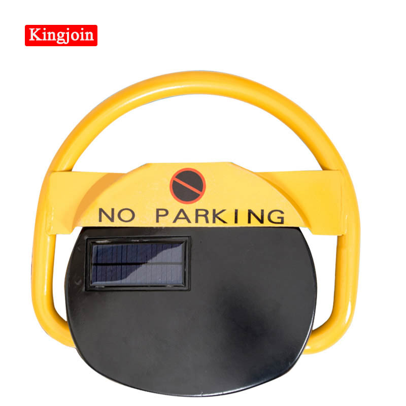 Energy Saving Environmental Protection Steel Remote Automatic Cheap Price Solar Power Car Solar Parkinglock/Free Protective Mask