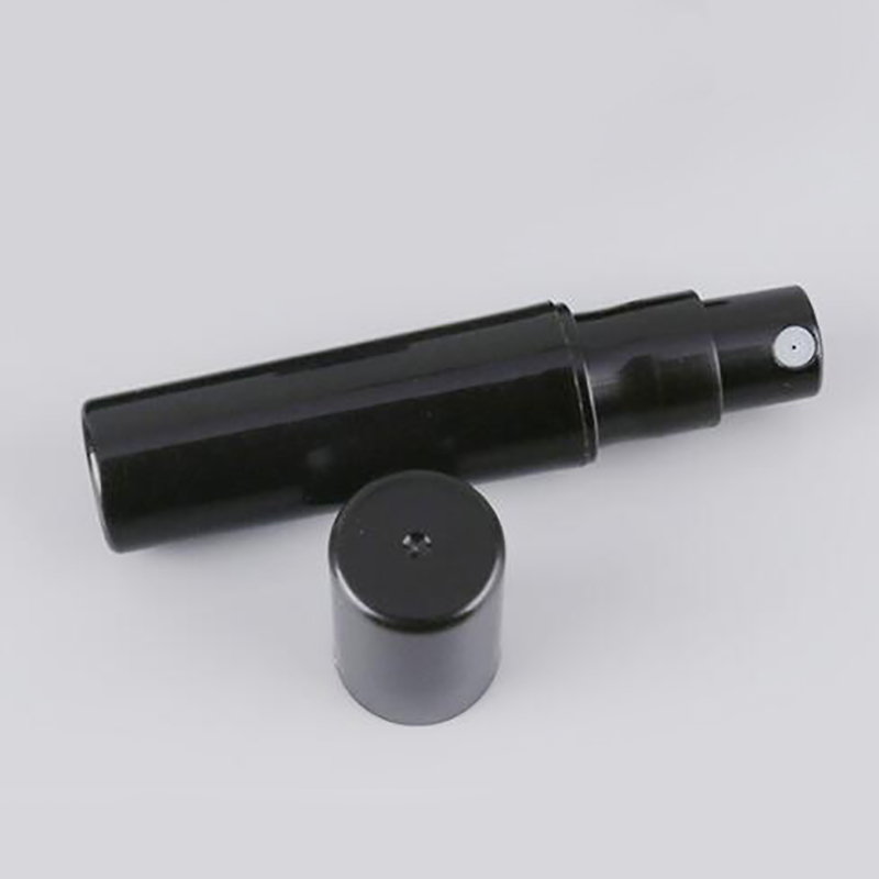 100Pcs / Lot 2Ml Black Plastic Perfume Spray Bottle Sample Spray Sprayer Atomizer Perfume Bottle-4
