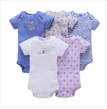 Hfc65bc616dbf420796facf36f77b3553e Baby Girl Romper Newborn Sleepsuit Flower Baby Rompers 2019 Infant Baby Clothes Long Sleeve Newborn Jumpsuits Baby Boy Pajamas