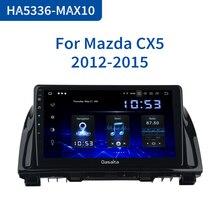 Dasaita navegador GPS para coche Mazda, 1 Din, Android 10,0, CX5, CX 5, 2013, 2014, 2015, DSP, 64GB de ROM, Pantalla táctil IPS de 10,2 pulgadas