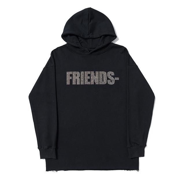 VLONE Friends Streetwear Hoodie 2