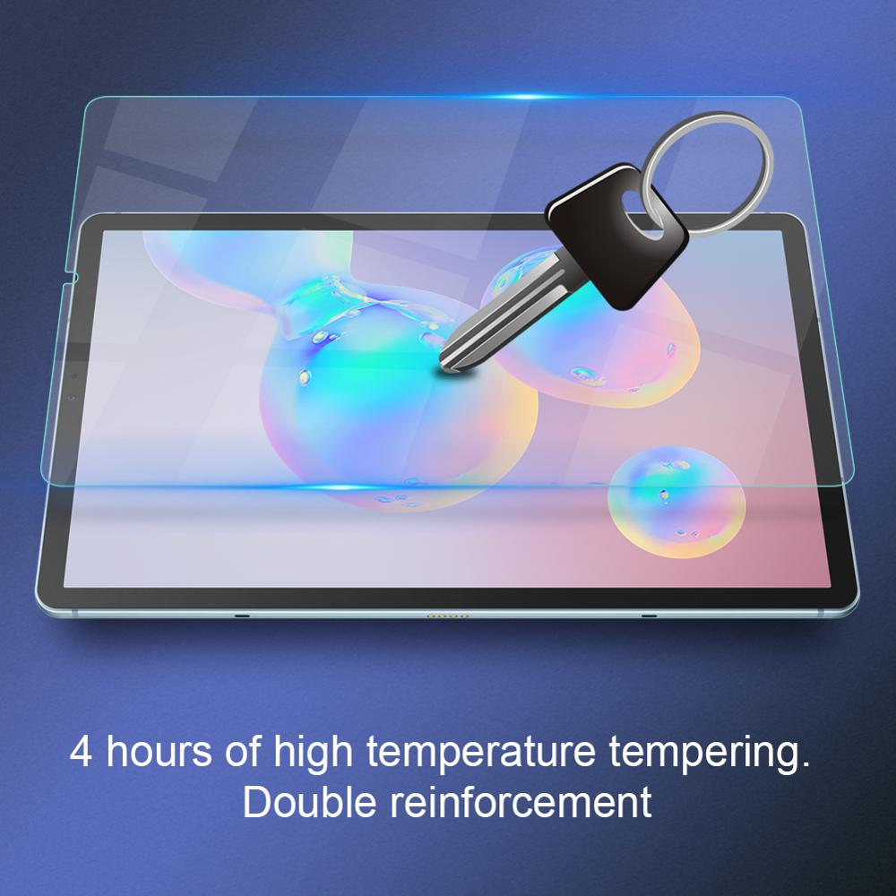 NILLKIN Amazing 9H Clear Anti explosion H Tempered Glass Film for Samsung Galaxy Tab S6 Tablet