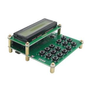 Image 3 - TZT 35MHz 4000MHz RF מחולל אותות ADF4351 VFO HXY D6 V1.02