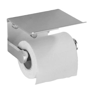 Dérouleur Papier Toilette Chromé