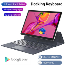 Google play store 4G 2 in 1 Tablet PC 11.6 inch Tablet
