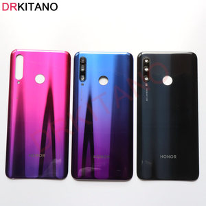 DRKITANO Back Housing For Huawei Honor 10i Battery Cover Door 20i Plastic Rear Case For Honor 10i Battery Cover Replacement