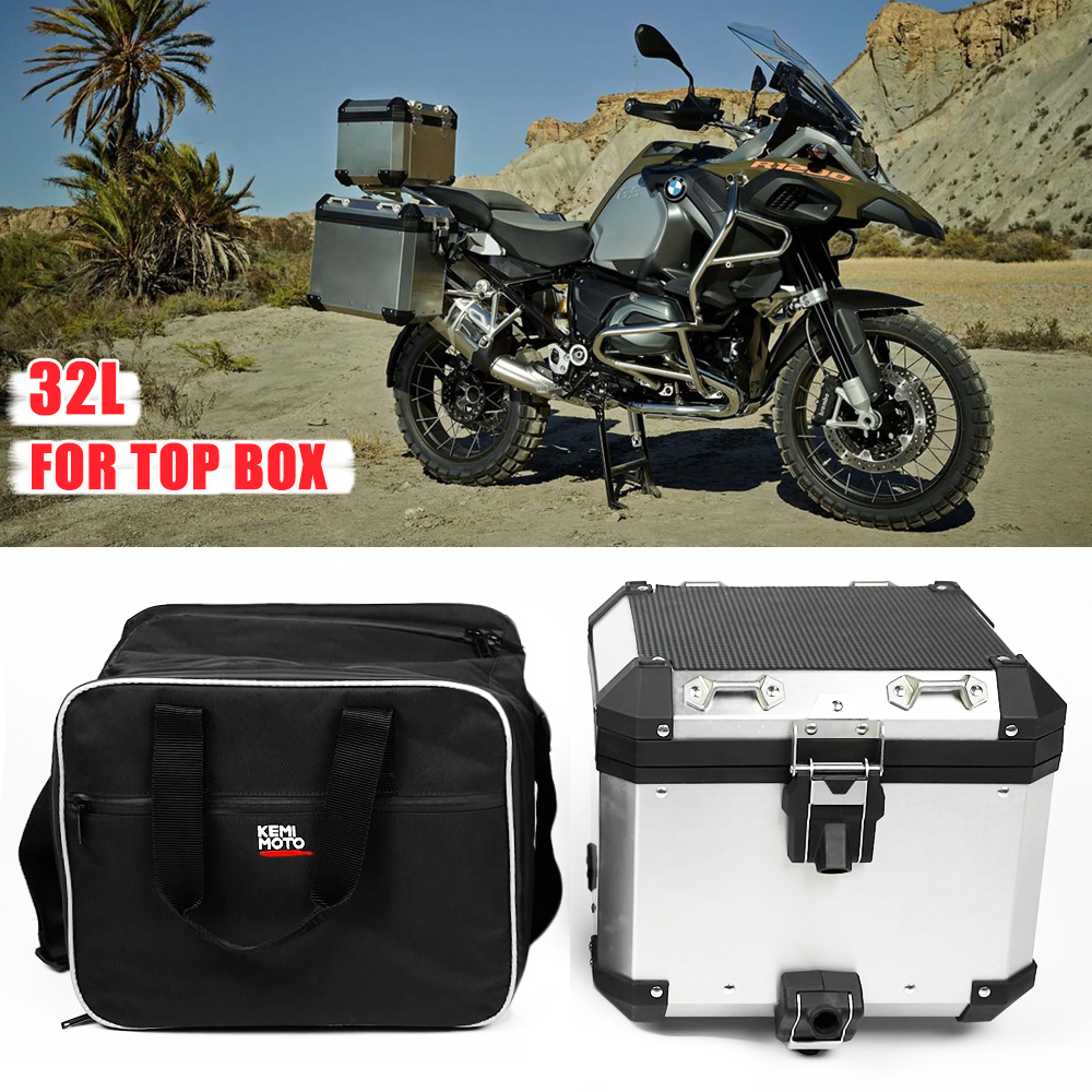Top box inner bag luggage bag to fit BMW F800R top case