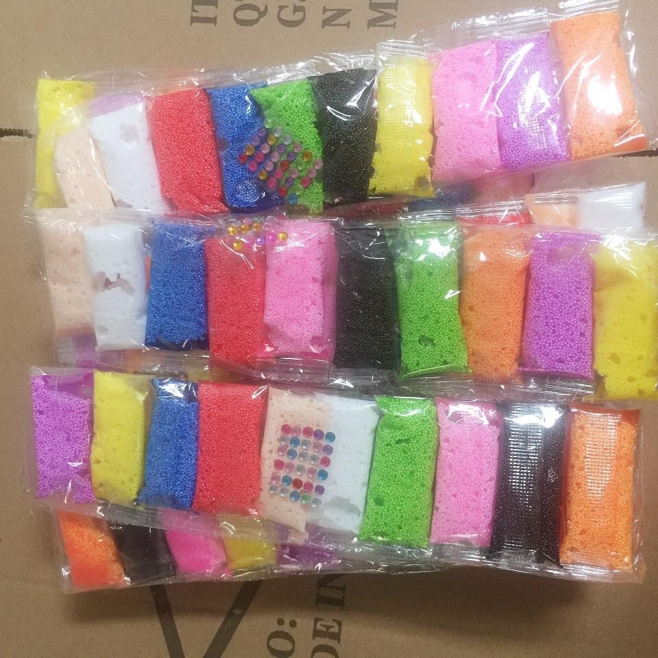 10 Color/set Light Clay Air Dry Polymer Plasticine Modelling Clay Super Light Diy Soft Creative Handgum Educational Clay Toys