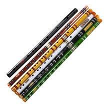 Flûte dizi chinoise en bambou de haute qualité, Instruments musicaux traditionnels pour débutant/professionnel clé C D E F G flûte transversale