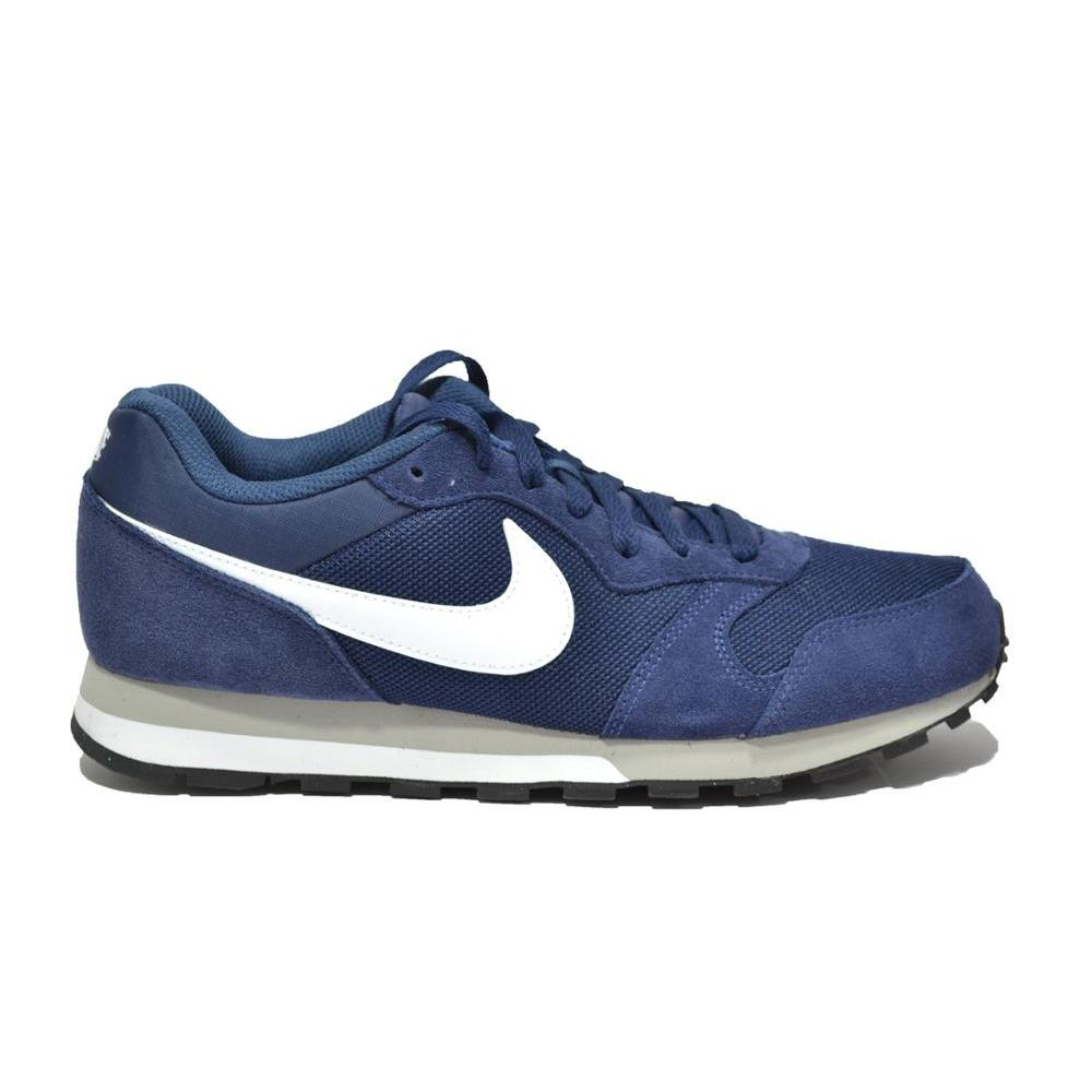 zapatillas mujer azul marino nike