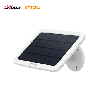 Dahua Imou Solar Panel with 3M cable Outdoor for Imou Cell Pro Rechargeable Battery Powered IP Security Camera Accessories