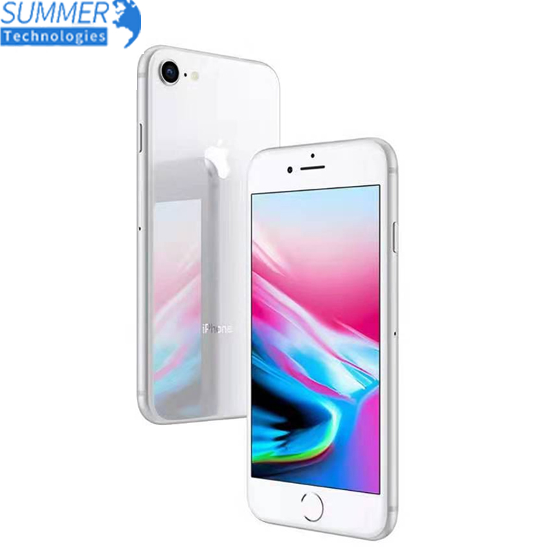 Iphone 8 Plus Unlocked | Original Unlocked Apple IPhone 8/8 Plus RAM 64/256GB IOS Fingerprint Used IPhone LTE 4G 12.0MP Hexa Core Cellphone