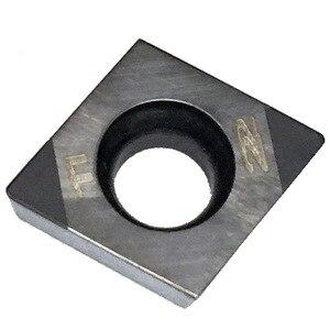 Image 1 - MZG 1PCS CCGW060204 2T CBN CNC Draaibank Saai Draaien Snijden Carbide Insert voor Hoge Hardheid Materiaal SDQC SDXC SDUC SDZC Houder