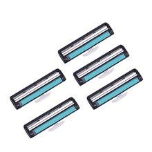 Safety Razor Blades Shaver Trimmer Shaving-Razor-Tool Body-Face Standard-Beard for 2-Layers