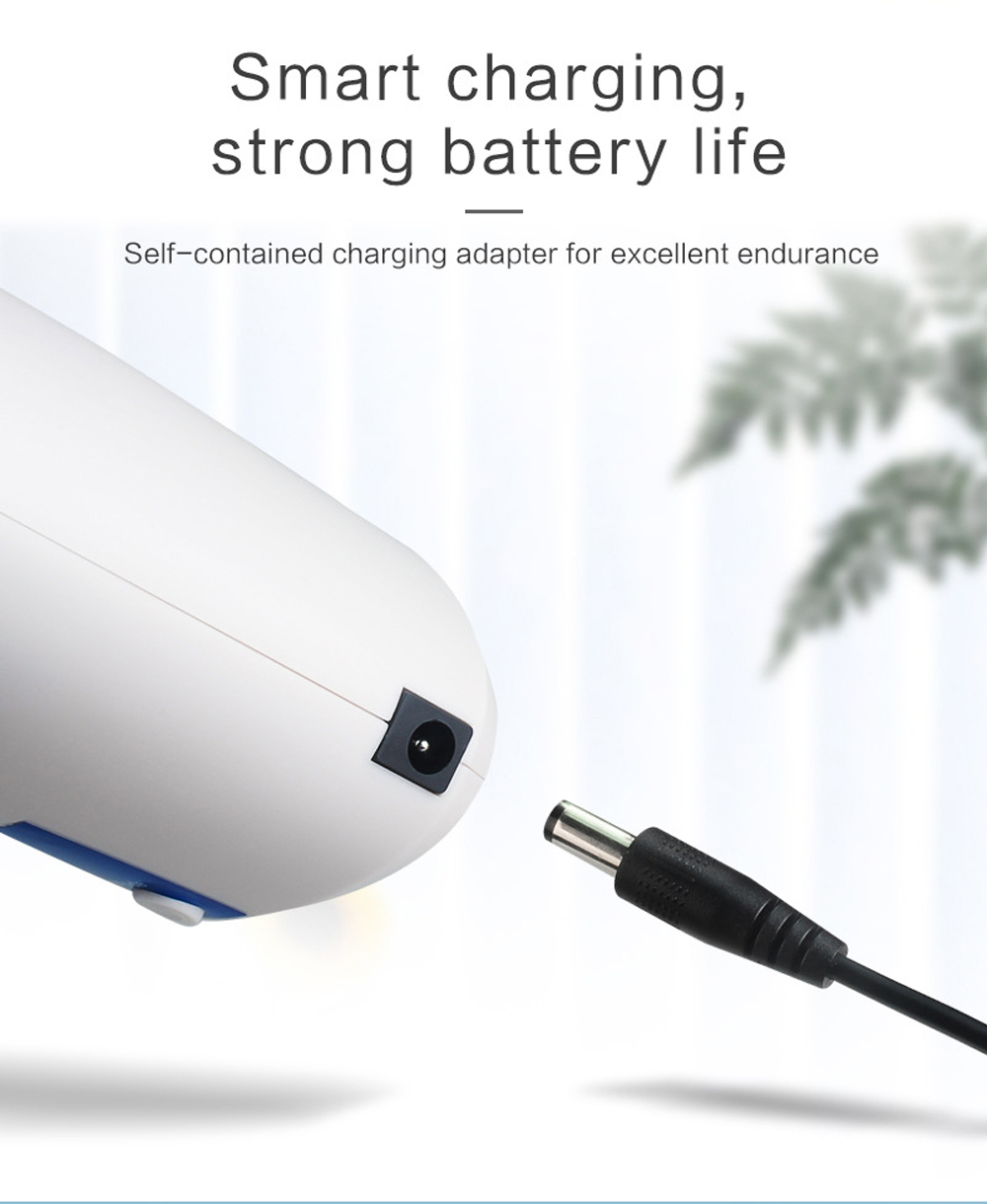Portable Ultrasonic Nebulizer USB Charging Fine Spray for Adult and Kids