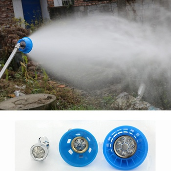 NuoNuoWell Irrigation High Pressure Windproof Sprayer Agriculture Greenhouse Mist Fruit Tree Pesticide Adjustable Sprayer Nozzle