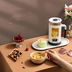 Image 4 - 600 Ml Mini Multi Funzione di Bollitore Elettrico Salute Preservare Vaso di Vetro Tè Alla Coque Pentola Bottiglia di Acqua Calda Bollitore Caldo 220V
