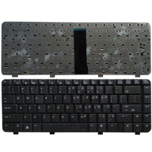 New US Keyboard for HP 6520S 6720S 540 550 BLACK Laptop keyboard